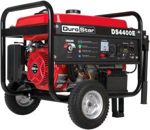 Durostar Gas Powered Portable Generator