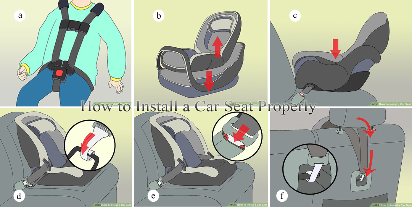How to Install a Car Seat Properly