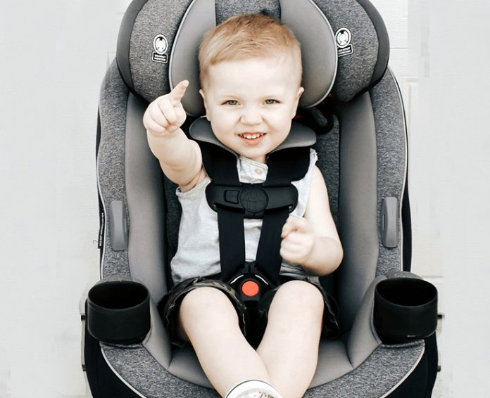 How to use a car seat to protect your baby