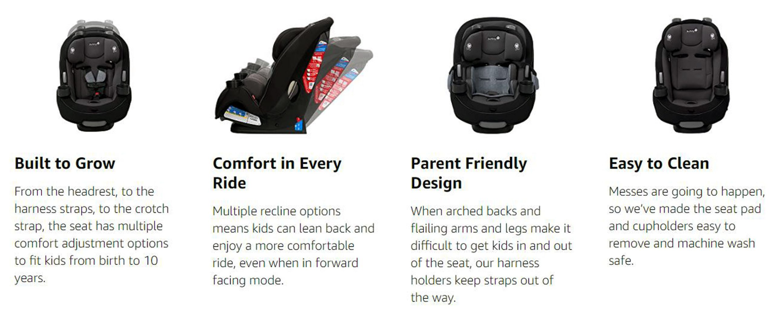 Let's Know the Types of Car Seat for Your Baby
