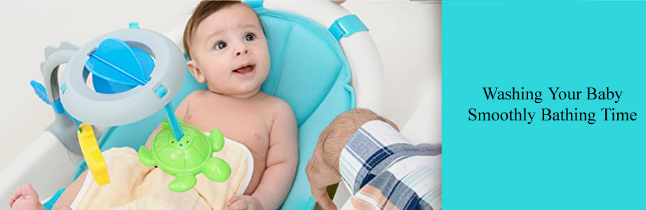 Now Washing Your Baby Smoothly