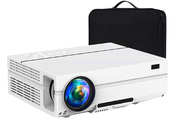 HD Outdoor Video Projector with TV