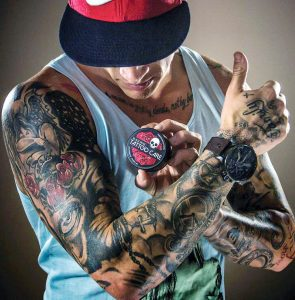 Tattoo Aftercare Brightener Balm