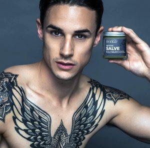 Tattoo aftercare Lotion Moisturizer Cream