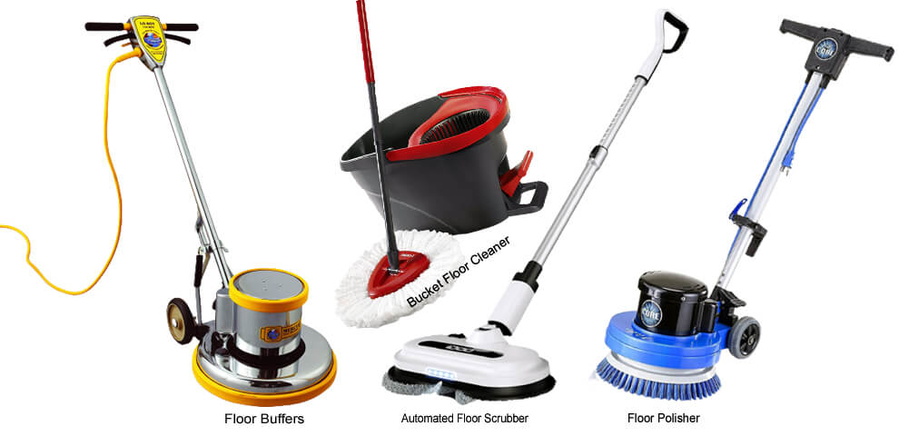 Types of Floor Scrubber