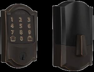 WiFi Touchscreen Smart Lock