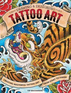 Drawing Tattoo Art Book