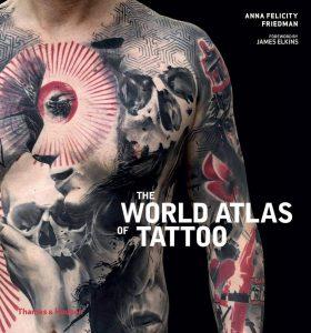 World Atlas of Tattoo artists book