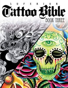 popular design tattoo artwork Book